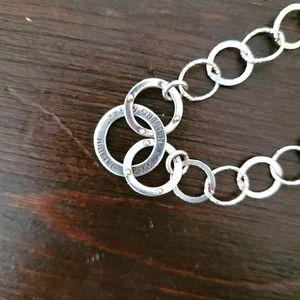 Hilberg & Berk Silver Necklace